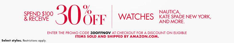 Amazon Watch Promote